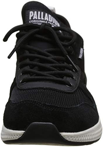 Palladium Noir 115 Baskets Army White Run eon Black Femme AX OnUqrOW7