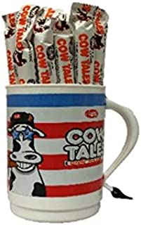 product image for Goetze's Cow Tales Caramel Candy with Limited Edition Patriotic Tumbler, 100 Count