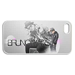 Iphone5/5S cover Bruno Mars Hard Silicone Case