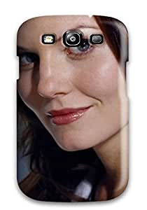 New Cute Funny Jennifer Morrison Case Cover/ Galaxy S3 Case Cover
