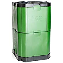 Exaco Aerobin 400 Insulated Composter and Self Aeration System