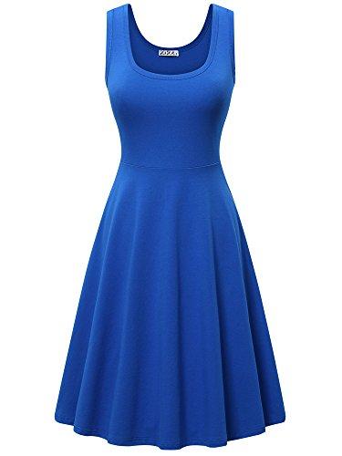 accessorize a blue dress - 3