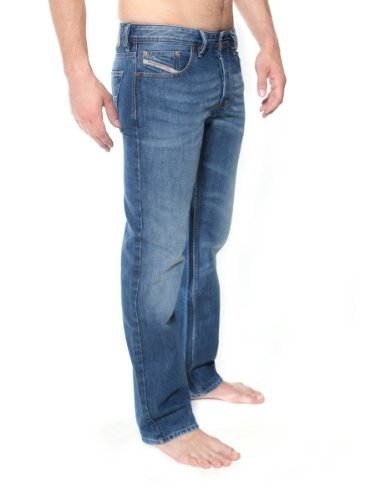 Diesel Button Fly Jeans - 5