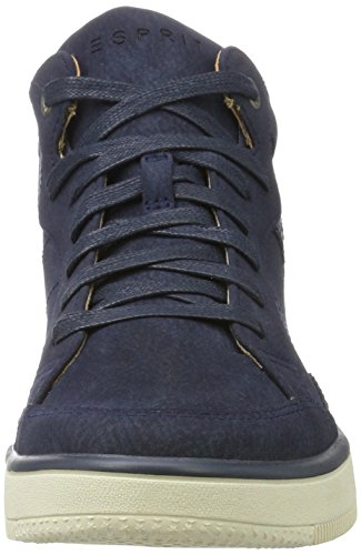 Esprit Ladies Wish Bootie Alta Sneaker Blu (navy)