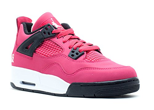 Nike Girls Air Jordan 4 Retro (GS) - 487724-601 -