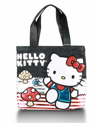 Image Unavailable. Image not available for. Color  Tote Bag - Hello Kitty -  Sanrio ... 79affc196b