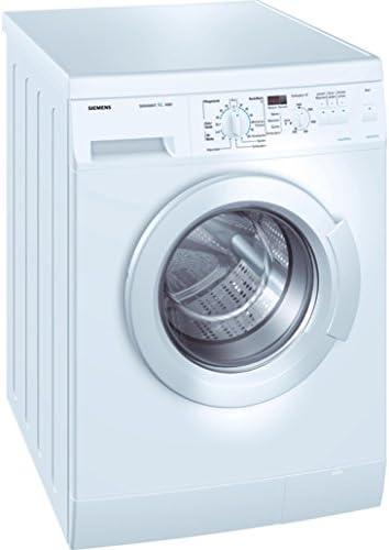 Siemens WXL 1480 EU Independiente Carga frontal 5kg 1400RPM Blanco ...