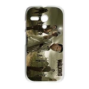 Motorola G Cell Phone Case White The Walking Dead M2355270