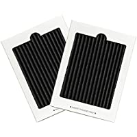 CFS Frigidaire Pure Air Ultra PAULTRA Air Filter Replacement Also Fits Electrolux EAFCBF SCPUREAIR2PK 242047801 242047804 242061001 241754001 241754002 PS1993820 7241754001 SP-FRAIR - 2 Pack