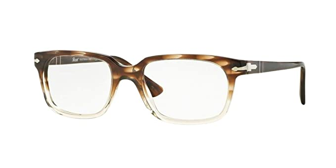 28b47e8146275 Image Unavailable. Image not available for. Color  Persol Men s PO3131V  Eyeglasses ...