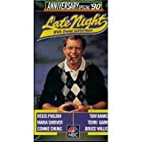 Late Night with David Letterman - Anniversary Special '90