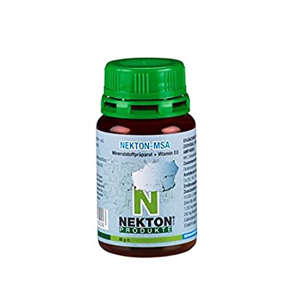 Nekton-MSA High-Grade Mineral Supplement for Pets, 180gm 226150