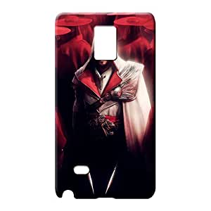 samsung note 4 cases PC Perfect Design phone back shells assassins creed