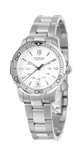 Victorinox Swiss Army Women's 241306 Alliance Sport White Dial Watch