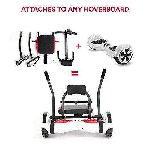 Amazon com : HoovyKart - Go Kart Conversion Kit for