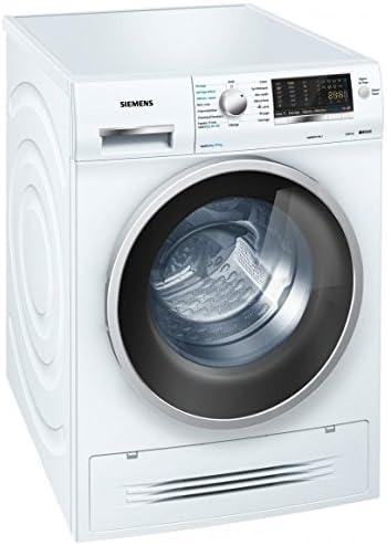 Siemens WD14H462FF Independiente Carga frontal A Blanco lavadora ...