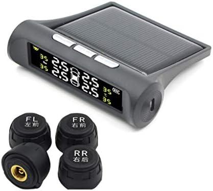 Detector Auto Del Neumático Cuatro Sensores Externos Infinitos Alarma Alta Temperatura De Alta Presión Dos Modos De Carga