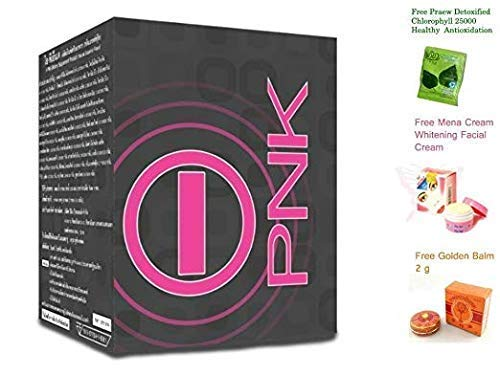 I-pnk (Pink)co-enzymme Q10 (Box of 30 Bags) Supplements for Women