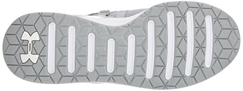 Zapatillas Deporte Metallic Under para Silver Trainer W White Breathe Gray UA Gris Armour Mujer de Overcast Hq0x0XS1w