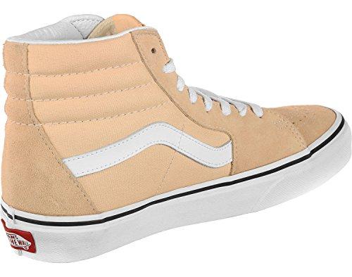 White Apricot Unisex Erwachsene hi Sk8 Vans Bleached true Hohe Sneakers ZBzqyw