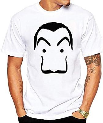 La casa de papel T-shirt House of Paper Short sleeve T-shirts Money