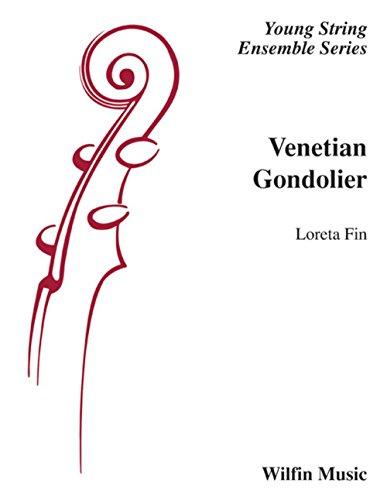 Wilfin Music Venetian Gondolier String Orchestra Grade 1 (Bows Venetian)