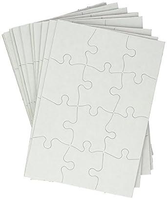 Hygloss Compoz A Puzzle 12 Pieces 5 1 2 X