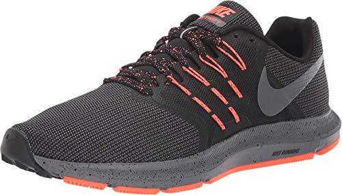Nike Men's Run Swift SE Running Shoe Black/Dark Grey/Total Crimson Size 10.5 M US ()