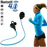 Xplorer Bluetooth Auriculares deportivos magnéticos BQ70 con Mic ...