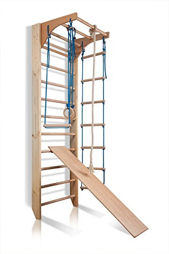 Amazon.com : Wall Bars Swedish Ladder \