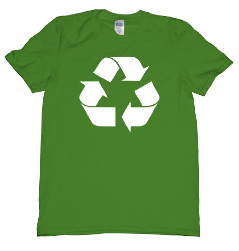 Big Bang Theory Leonard's Recycle Logo T-Shirt