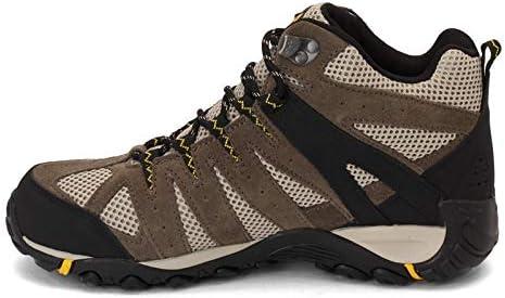 Merrell Mens Wide Width Accentor 2 Mid Ventilator Waterproof Hiking Shoe