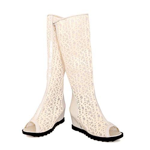 new concept e0171 36c6c Beige De Mujer Para Sandalias Adee Vestir wXFqTx5