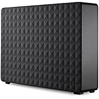 Seagate Expansion 4TB USB 3.0 External Hard Drive (Black)