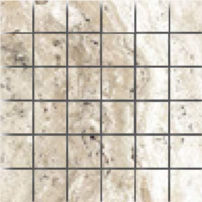 - Tesoro Pietra Roma Mosaic 2 x 2 Matte Tile & Stone