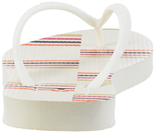 Escape Reef Multicolor cream Sandalias Stripes Para Mujer RxxZO0