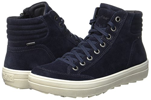 84 Para Altas niagara Mira Azul Zapatillas Mujer Legero qv4FxAw0