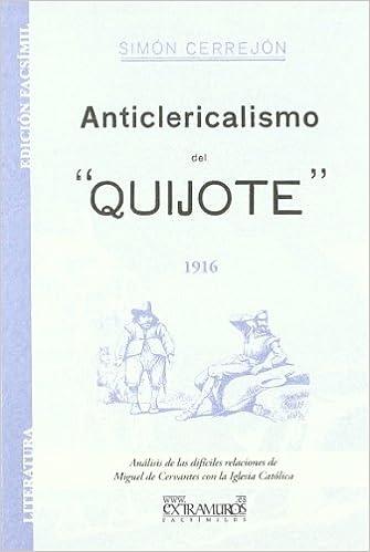 Anticlericalismo del Quijote (Literatura)