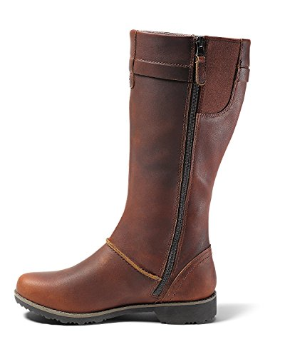 Eddie Bauer Womens Trace Boot Natural (Beige) 3404ygZzl