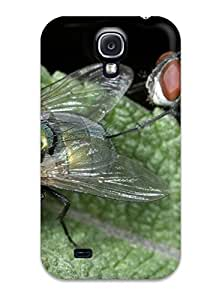 For Galaxy S4 Protector Case Testing The Waters Fly Animal Other Phone Cover