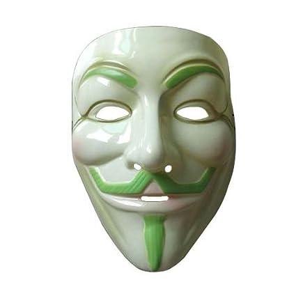 TOOGOO(R) 1Pz Mascara facial de Cosplay de lujo brillante de noche Mascara mascarada