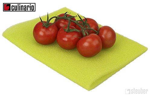 Kühlschrank Einlagen Matten : Culinario fresh up kühlschrank matte 46 x 30 cm fabrlich sortiert