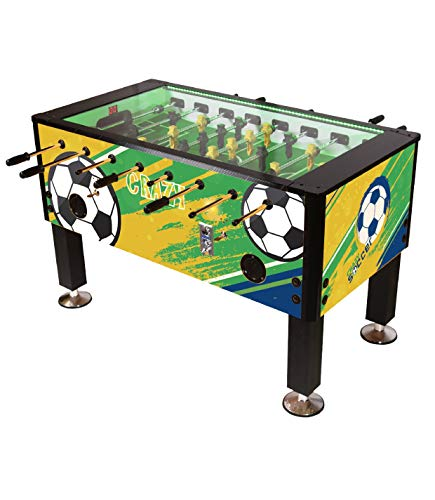 Ding Li DLFS C001 Crazy Games Foosball Table/Coin-Operated/Upload for sale  Delivered anywhere in USA