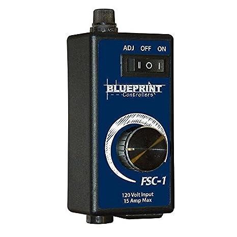 Amazon Com Blueprint Controllers Fan Speed Controller Fsc 1