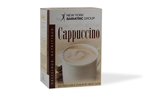 New York Bariatric Group Hot Chocolate - Cappucino by New York Bariatric Group
