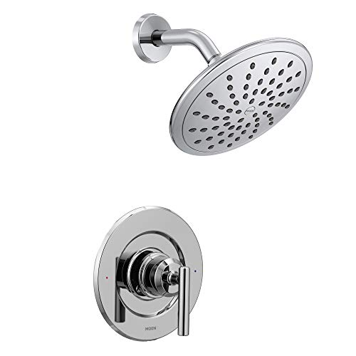 (Moen T3002EP Gibson Posi-Temp Valve Trim Shower Only without Valve, Chrome)