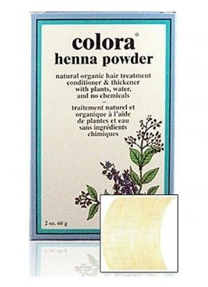 - Natural Henna Hair Coloring Powder, Wheat Blonde; 2oz