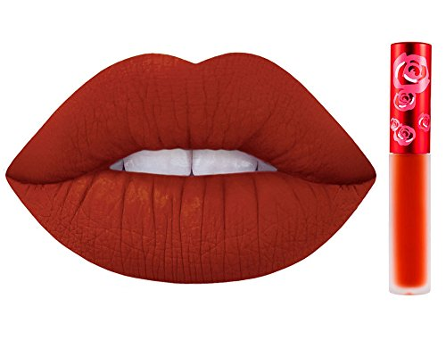 Lime Crime Velvetines Liquid Matte Lipstick - Pumpkin -