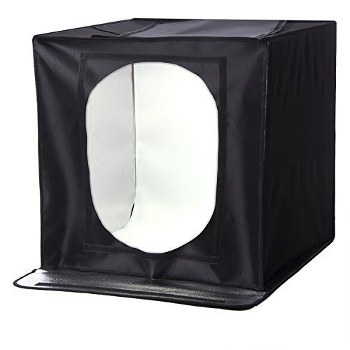 Fovitec StudioPRO All In One LED Product Photo Light Kit 24'' Cube by Fovitec