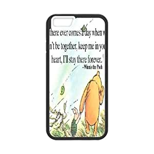 Winnie The Pooh & Quotes for iPhone 6 4.7 Inch Phone Case Cover 6FF460023